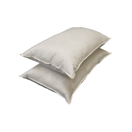 80 20 Feather Down Pillow Form Insert Square Eversoft